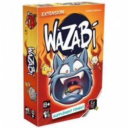 Wazabi Extension - Supplément Piment