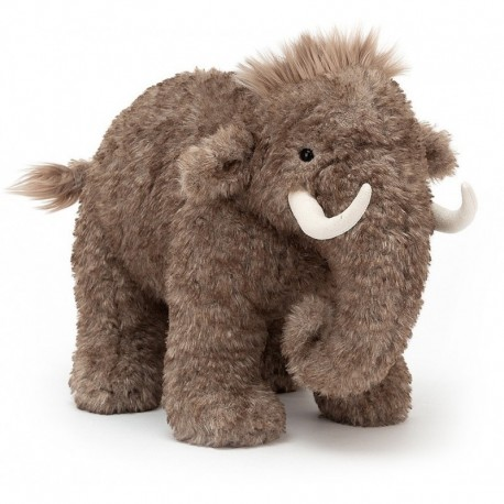 Peluche Cassius Woolly Mammoth