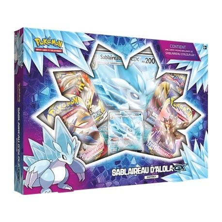 Pokemon - Sablaireau d'Alolan - GX Box
