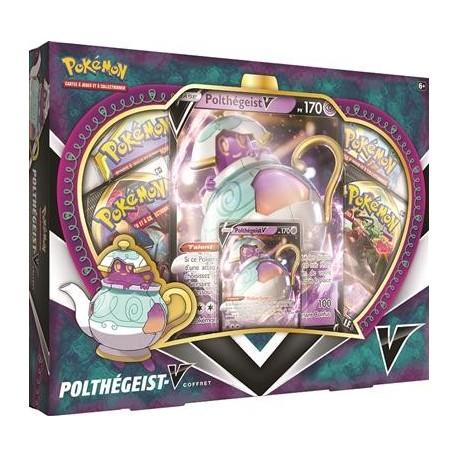 Pokemon - Coffret Polthégeist-V