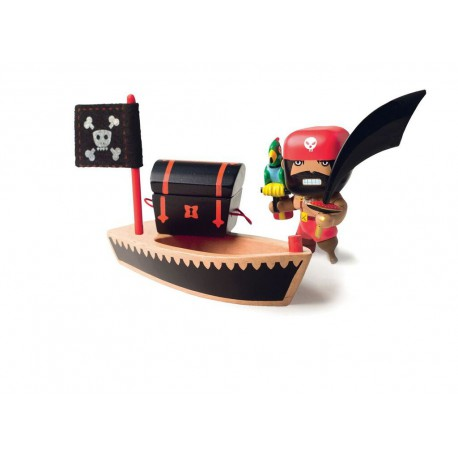 Arty Toys pirates : El loco