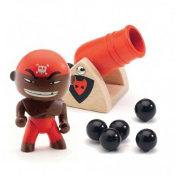Arty Toys pirates : Djambo & big boom