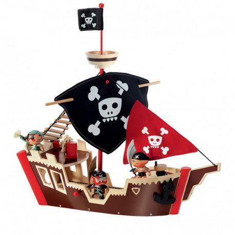 Arty Toys pirates : ze pirat boat