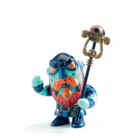 Arty Toys pirates : Gnomus & ze cage