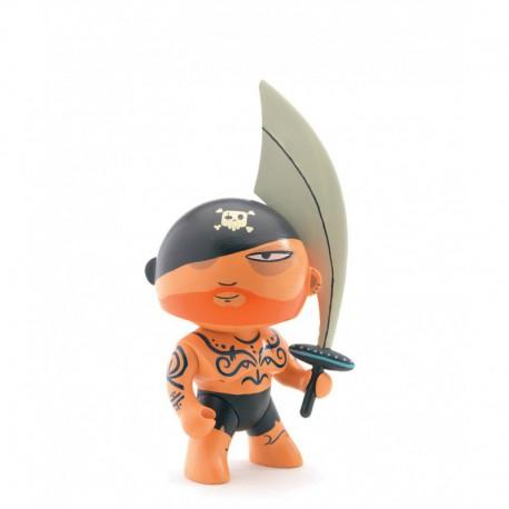 Arty Toys pirates : Tatoo