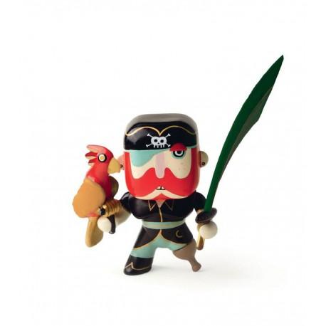 Arty Toys pirates : Sam Parrot