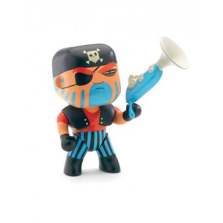 Arty Toys pirates : Jack Skull