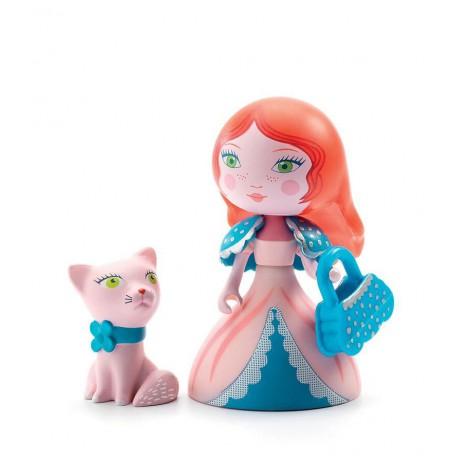 Arty Toys princesses : Rosa & Cat