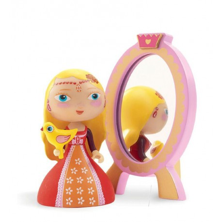Arty Toys princesses : Nina & ze mirror