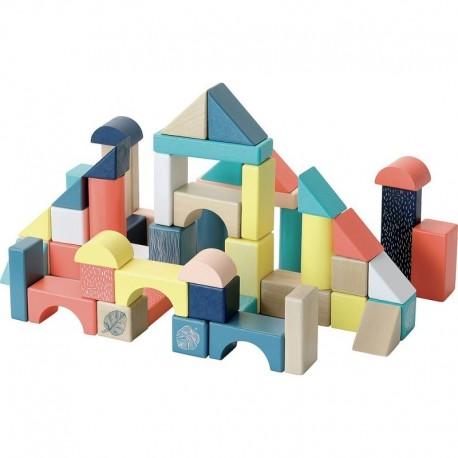 Baril De 54 Cubes Sous La Canopée
