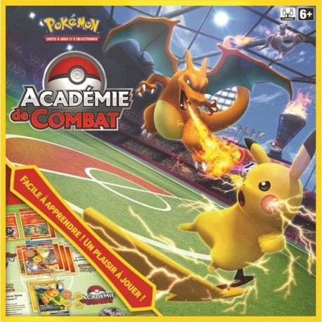 Pokemon - Academie De Combat