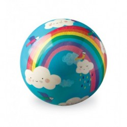 Balle en plastique 10cm - Rainbox Dreams