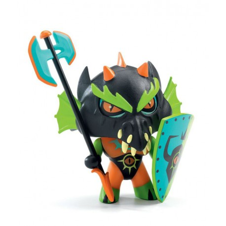 Arty Toys chevaliers : Drack knight