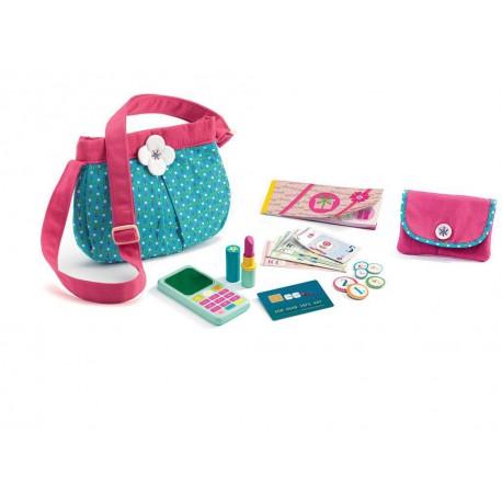 Imitation coquetteries : sac à main et accessoires