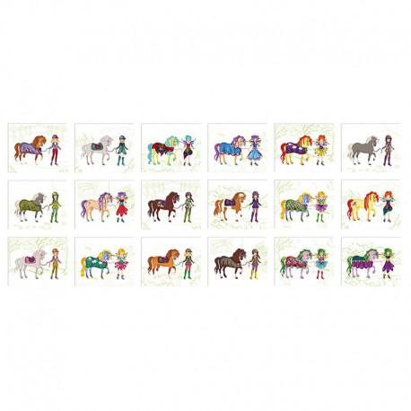 Défilés de mode : fairies and unicorns
