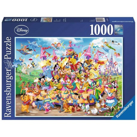 Pzl 1.000 Pcs - Walt Disney : Disney Cortège