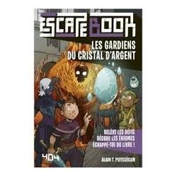Escape Book Enfant - Les Gardiens Du Cristal