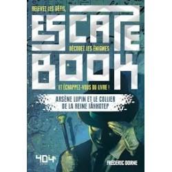Escape Book - Arsene Lupin Et Le Collier