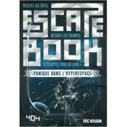 Escape Book - Panique Dans L'Hyperespace