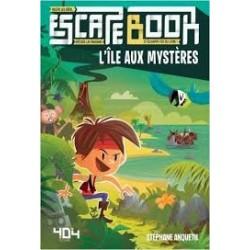 Escape Book - L'Île Aux Mysteres