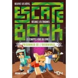 Escape Book - Minecraft : Prisonnier De