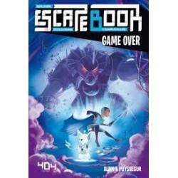Escape Book - Game Over