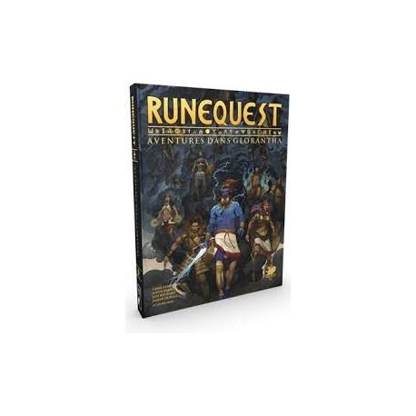 Runequest - Aventures Dans Glorantha