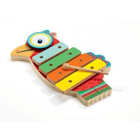 Animambo : cymbale et xylophone