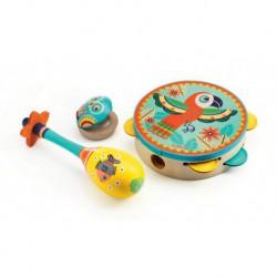 Animambo : set de 3 instruments