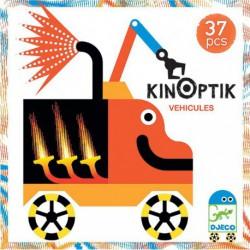 Kinoptik : véhicules