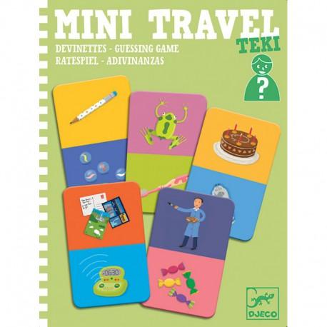 Mini Travel : teki