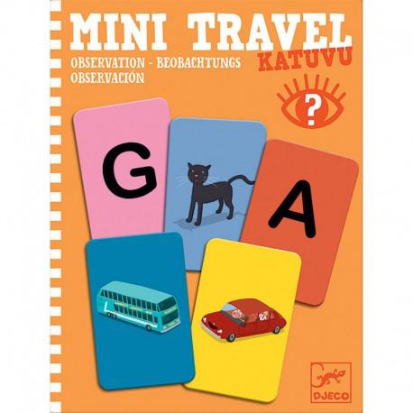 Mini Travel : katuvu
