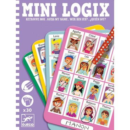 Mini Logix : retrouve-moi Julie