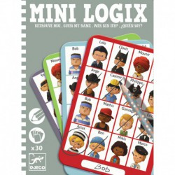 Mini Logix : retrouve-moi Jules