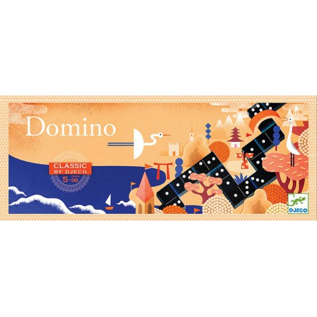 Jeu classique : domino