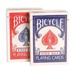 Cartes de magie bicycle