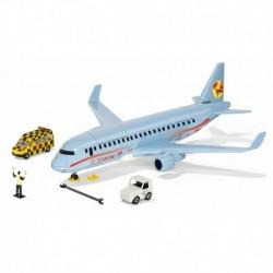 Avion de ligne et ses accessoires