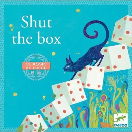 Jeu classique : shut the box