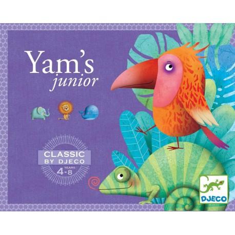 Jeu classique : yams junior