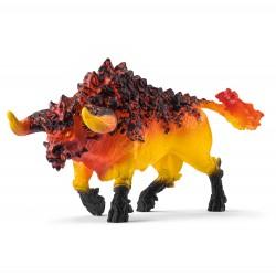 Schleich - taureau de feu 42493
