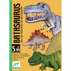Jeu de cartes : batasaurus