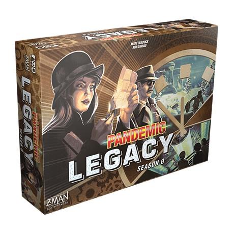 Pandemic - Legacy - Saison 0