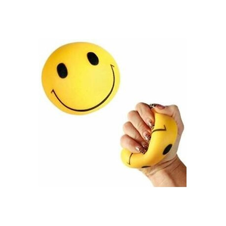 Balle Antistress Smiley