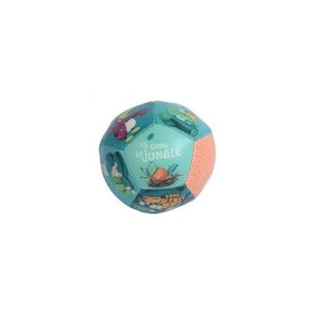 Ballon souple 10cm Dans la jungle