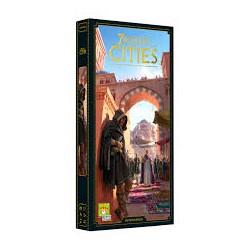 7 Wonders V2 - Ext. Cities