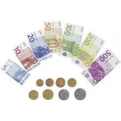 ARGENTàJOUER - 84 billets+ 32 pièces
