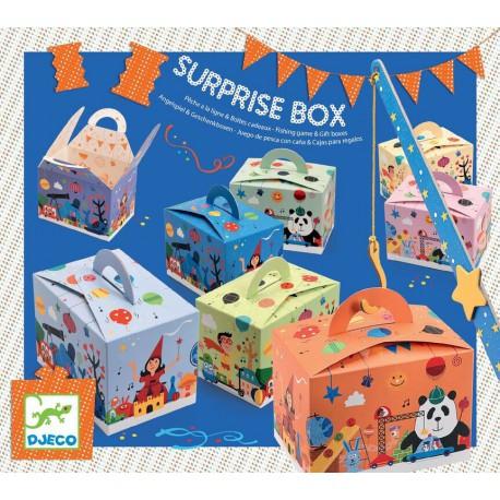 Fête d'anniversaire : surprise box