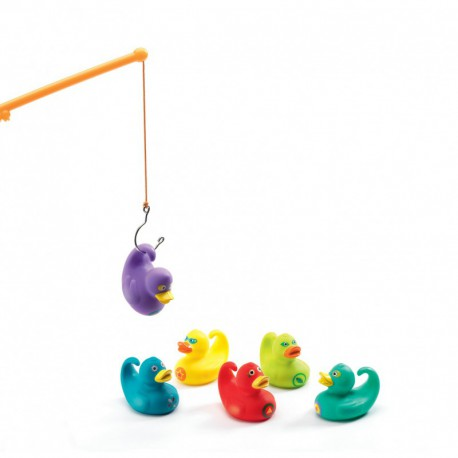 Pêche aux canards : ducky