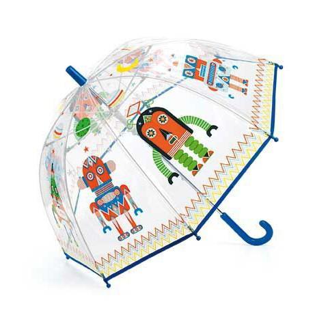 Parapluie : robots