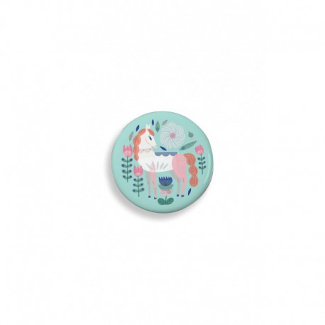 Lovely Badges : chevaux